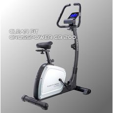 Велотренажер CLEAR FIT CrossPower CB 200 (35783) №3 | спортивный интернет-магазин DSPORT