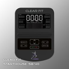 Велотренажер CLEAR FIT StartHouse SB 40 (36299) №4 | спортивный интернет-магазин DSPORT