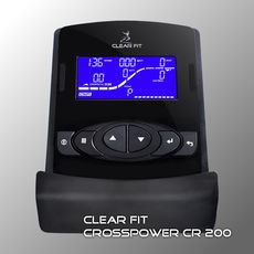 Велотренажер CLEAR FIT CrossPower CR 200 (35784) №3 | спортивный интернет-магазин DSPORT