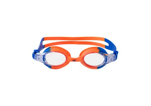 Очки Arena X-Lite Kids Blue Orange/Clear 92377 73 (9122) №3 | спортивный интернет-магазин DSPORT