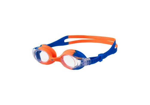 Очки Arena X-Lite Kids Blue Orange/Clear 92377 73 (9122) №1 | спортивный интернет-магазин DSPORT